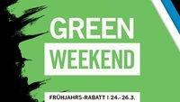 Green Weekend bei Cyberport: Über 100 Produkte stark reduziert – Apple, Android-Smartphones, Philips Hue u.v.m.
