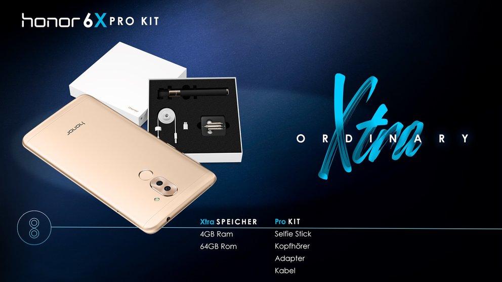 Honor 6x Pro Kit Kaufen