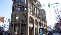 """Apple Store Köln kurz vor Eröffnung: So sieht der Standort """"Schildergasse"""" innen und außen aus"""