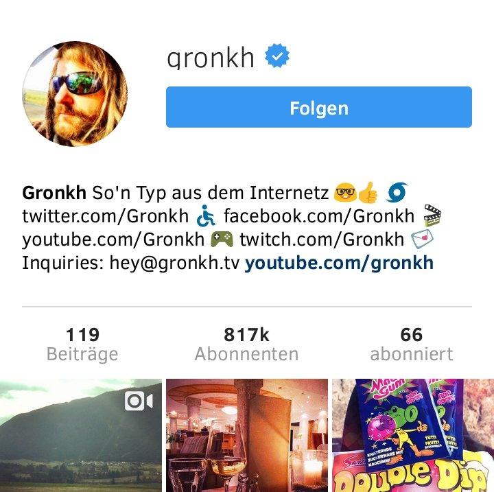 Instagram Bio Alles Wichtige In 150 Zeichen Giga