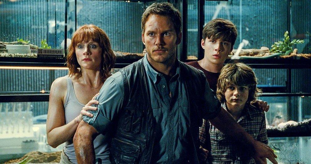 Jurassic World 2 Cast