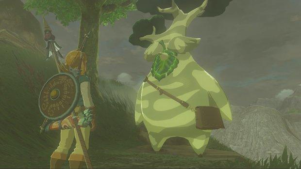 Zelda - Breath of the Wild: Krog-Samen finden und Inventar vergrößern