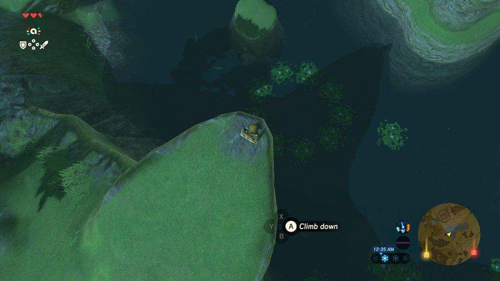 Alle Krog-Samen finden in Zelda BotW