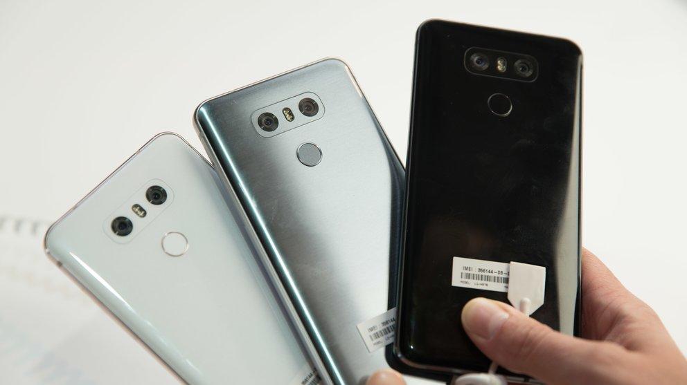 Die Kamera im LG G6 weiß zu gefallen – zumindest auf der Rückseite (Bild: GIGA)