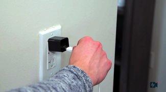 Dieses Ladegerät ist eine getarnte Überwachungskamera für deine Wohnung