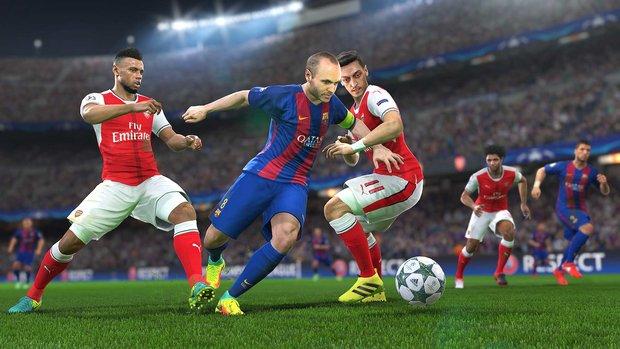 PES 2018: Enthüllung zum Finale der Champions League 2017 in Aussicht