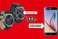 Media Markt Prospekt-Check: Samsung Galaxy S6, Galaxy Gear S3 für je 333 €, Nintendo Switch u.v.m.