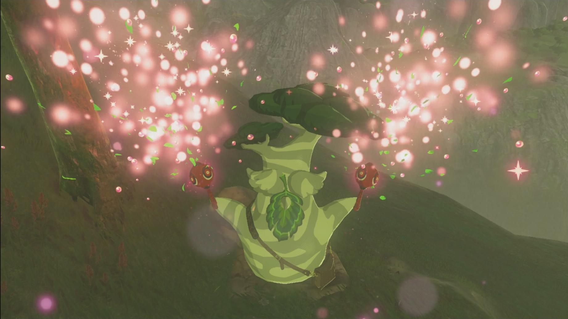 Zelda Krog Karte.Zelda Breath Of The Wild Krog Samen Finden Und Inventar Vergrößern