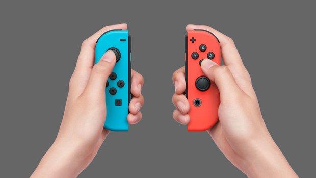 Nintendo Switch: So simpel repariert Nintendo den linken Joy-Con