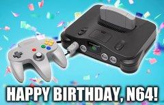 Nintendo 64 wird 20 und so ist...