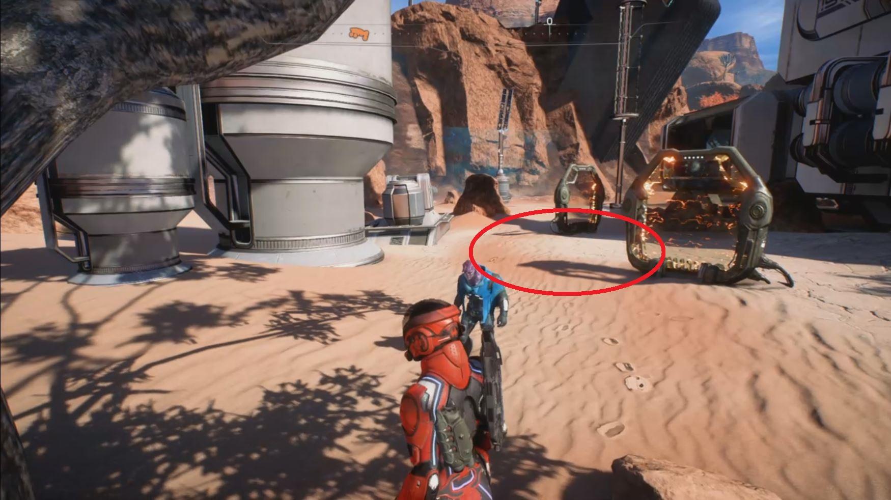 Mass Effect Andromeda Benennung Der Toten