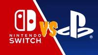 Nach erfolgreichem Nintendo-Switch-Launch: PS4 weiterhin wichtigste Konsole