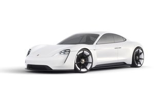 "Porsche ""Mission E"": Mehr Power per Softwareupdate"