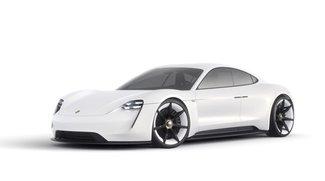 """Porsche """"Mission E"""": Mehr Power per Softwareupdate"""