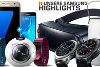 Samsung-Aktion bei Saturn: Galaxy S7 + Gear 360 mit Vodafone-Vertrag für 20 € pro Monat