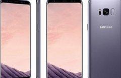 Samsung Galaxy S8: Alle Farben...