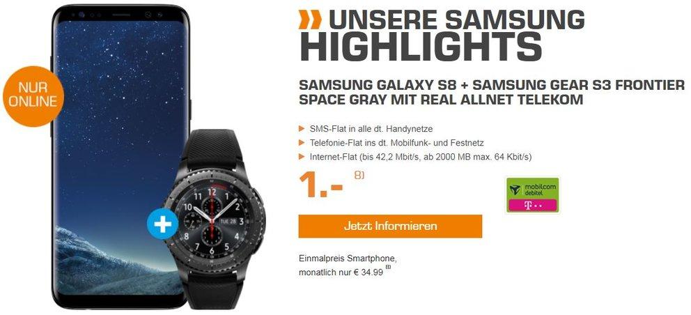 Samsung-Galaxy-S8-Gear-S3-Frontier-Telekom-Vertrag