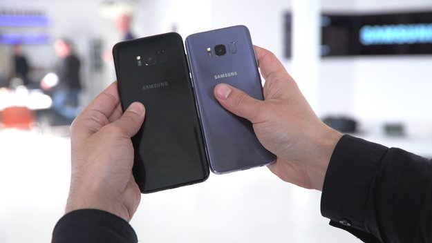 Samsung Galaxy S8 Plus: Akkulaufzeit auf dem Prüfstand