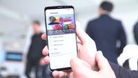 Galaxy S8 (Plus): Displayauflösung ab Werk auf FHD+ reduziert – zu Recht
