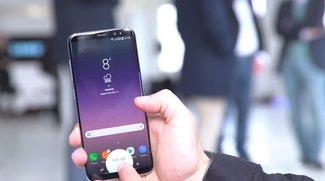 Perfekt für das Galaxy X? Fingerabdrucksensor im Display endlich Realität