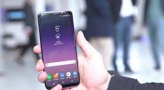 Galaxy S8: Unterschiedlicher Speicher verbaut – Infos von Webseite entfernt