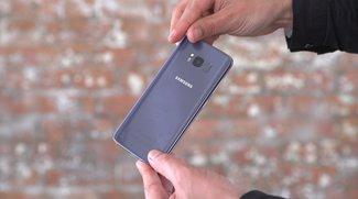 Samsung Galaxy S9: Arbeiten am Smartphone haben begonnen