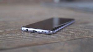 Heimlich fotografiert: So sieht das Samsung Galaxy S9 aus