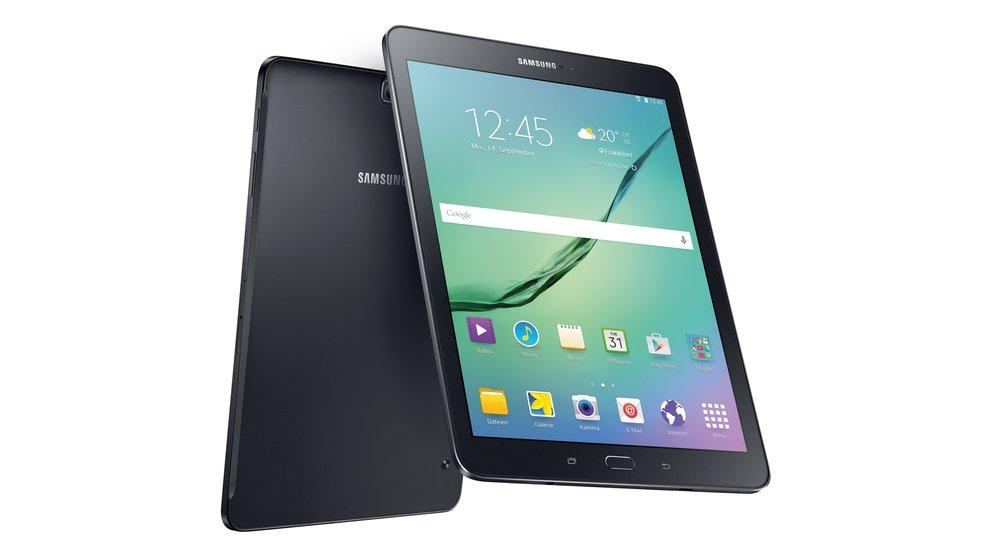 Top-Deal: Galaxy Tab S2 LTE + gratis Book Cover mit Vodafone-Vertrag zum Sparpreis