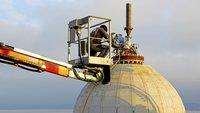 Erfolgreich getestet: Diese Unterwasser-Betonkugel ist ein riesiger Akku