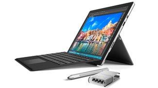 Für Nachtschwärmer: Surface Pro 4 mit Type Cover & Pen Tip Kit über 500 € reduziert