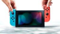 Nintendo Switch: Spielstände derzeit nicht übertragbar