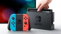 Nintendo Switch verkauft sich deutlich besser als Wii U