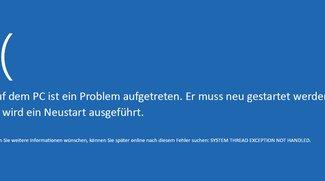 Bug lässt Windows 7 und 8 abstürzen – Webseite aufrufen reicht schon