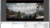 Top-Download der Woche 09/2017: OBS Studio