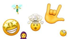 Neue Emojis 2017: Zauberer, Vampire, Kokosnuss, explodierender Kopf und mehr