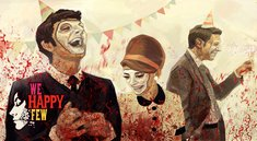 We Happy Few: Release im Frühling 2018