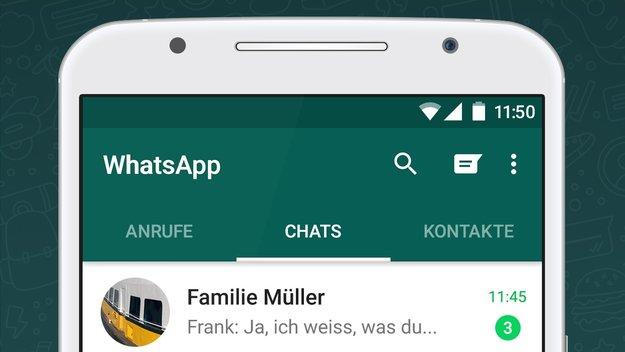 Neue whatsapp kontakte kennenlernen