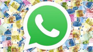 So möchte WhatsApp Geld mit euch verdienen