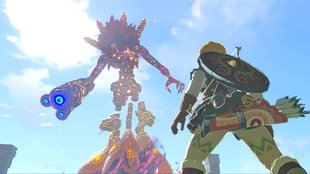 Zelda - Breath of the Wild: Ganons Windfluch im Boss-Guide (inkl.Video)