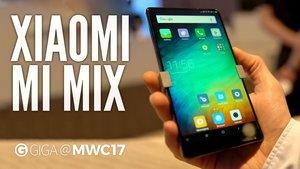 Xiaomi Mi Mix im Hands-On: Wo ist denn da der Rand?