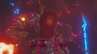 Zelda - Breath of the Wild: Endboss Ganon besiegen