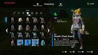 Zelda - Breath of the Wild: Rüstung, Kleidung, Outfits und deren Fundorte (inkl. DLCs)