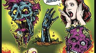 Zombie Boy: Rick Genest ohne Tattoos und alles zu seiner Geschichte