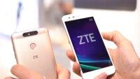 ZTE Blade V8 Lite im Hands-On-Video: Einsteiger-Smartphone für junge Leute