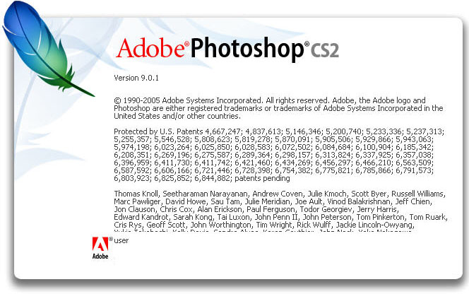 Welche Seriennummer In Photoshop Cs2 Eintragen Wie Auslesen