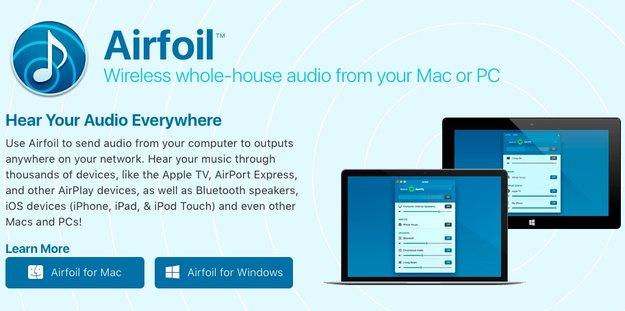 Airfoil funktioniert nicht mit tvOS 10.2: Benutzer sollen Update aktuell meiden