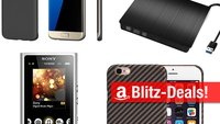Blitzangebote: Smartphone-Hüllen, USB-Hub, Akku, DVD-Laufwerk und mehr günstiger