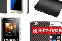 Blitzangebote:<b> Smartphone-Hüllen, USB-Hub, Akku, DVD-Laufwerk und mehr günstiger</b></b>