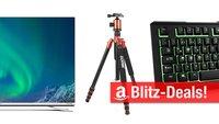 Blitzangebote: Touchscreen für Raspberry Pi, 4K-Fernseher, Gaming-Tastatur u.v.m. heute günstiger