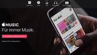 """Neues iTunes 12.6: Apple entfernt mysteriösen Hinweis auf Apple-Music-""""Profil"""""""